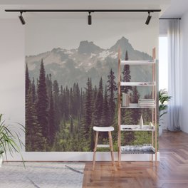 Faraway - Wilderness Nature Photography Wall Mural