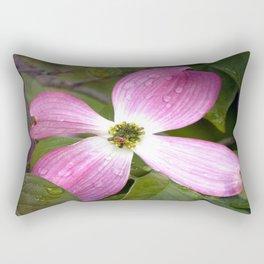 Cornus rosato Rectangular Pillow
