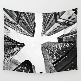 Subtle City Wall Tapestry