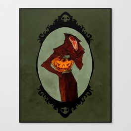 Legend of Sleepy Hollow Canvas Print
