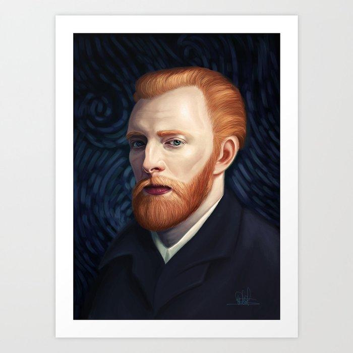 Loving Vincent Art Print