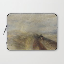 Rain, Steam and Speed – The Great Western Railway Laptop Sleeve
