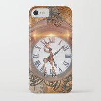 steampunk iPhone & iPod Cases featuring Steampunk by nicky2342