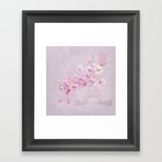 Sentimental Framed Art Print