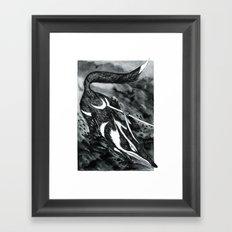Hunters #2 Framed Art Print