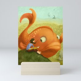 Big Idea Mini Art Print