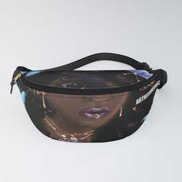 And She Had Butterflies in Her Hair Fanny Pack