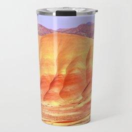 PAINTED HILLS - OREGON Travel Mug