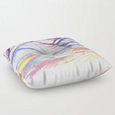 Varenna Sunset Floor Pillow