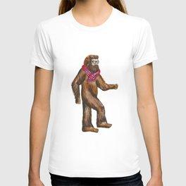 Hipstersquatch T-shirt