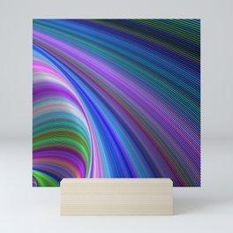 Sink in colors Mini Art Print