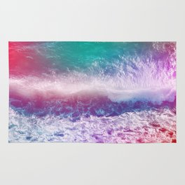 Infinite Waves and Endless Summers Rug