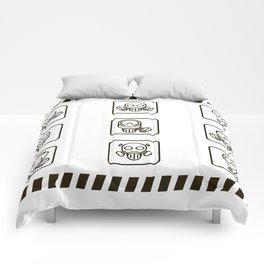 Gasmask Comforters