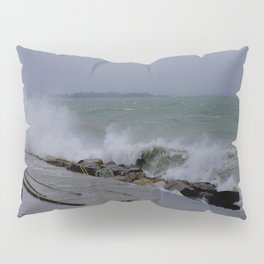 The Gale of Halloween '14 (Chicago Waves Collection) Pillow Sham