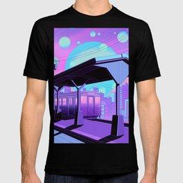 Train to Midnight City T-shirt