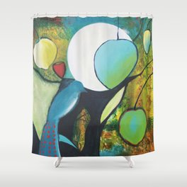 Moonsong Shower Curtain