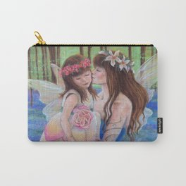 Fairy Kisses Carry-All Pouch