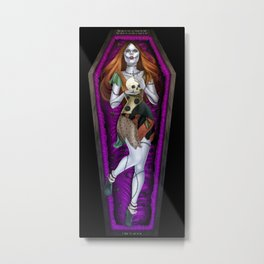 Sally Metal Print