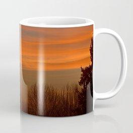 Shadows in the Morning Sky Coffee Mug
