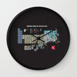 Chucknorium Wall Clock