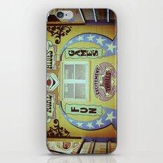 Shhh... This Way iPhone & iPod Skin
