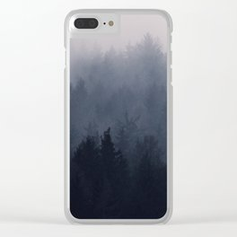 Travel of Fulfillment Clear iPhone Case