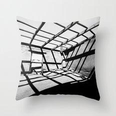 Kolmanskop Ghost Town Throw Pillow