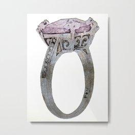 Promise Me  Metal Print