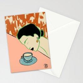 SILENT JOY Stationery Cards