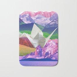 Origami Bath Mat