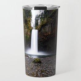 Abiqua Falls Travel Mug