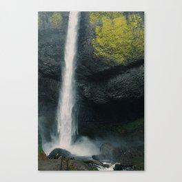 Latourell Canvas Print