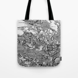 Cowboys From Hell Tote Bag