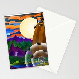 Expecto Patronum Stationery Cards