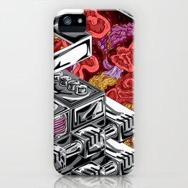 Mechanical Organism iPhone Case