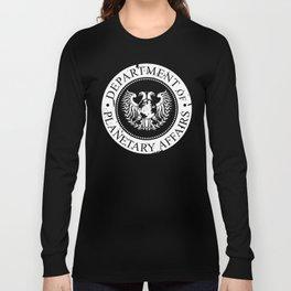 DPA - B&W Long Sleeve T-shirt