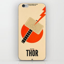 Thor (Variant) iPhone Skin