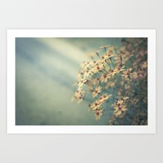 In the morning, I'll call you Art Print