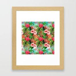 Paraiso Framed Art Print