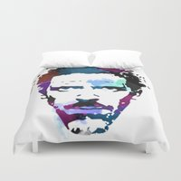house Duvet Covers featuring House by BIG Colours
