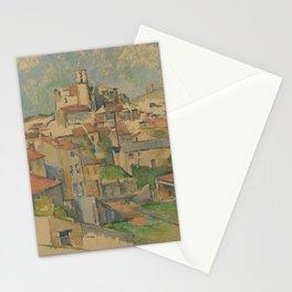 Gardenne - Paul Cezanne Stationery Cards