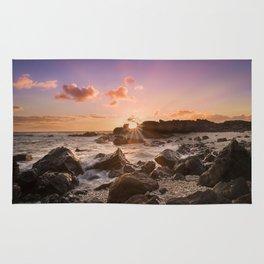 Splash of Sunset Rug