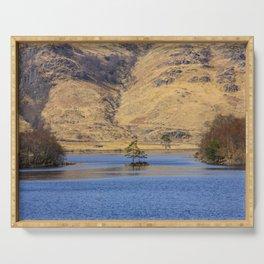 Loch Shiel Serving Tray