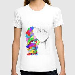 colorful mind T-shirt