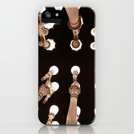 LACMA Lights iPhone Case