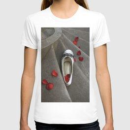 wedding shoes T-shirt