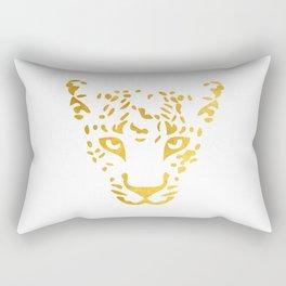 LEO FACE Rectangular Pillow