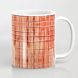 Red Chile Plaid Coffee Mug