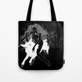 B O N E S Tote Bag