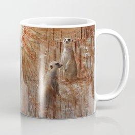 Meerkat Coffee Mug